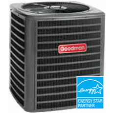 Goodman GSZ14 Heat Pump.