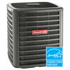 Goodman GSZ16 Heat Pump.