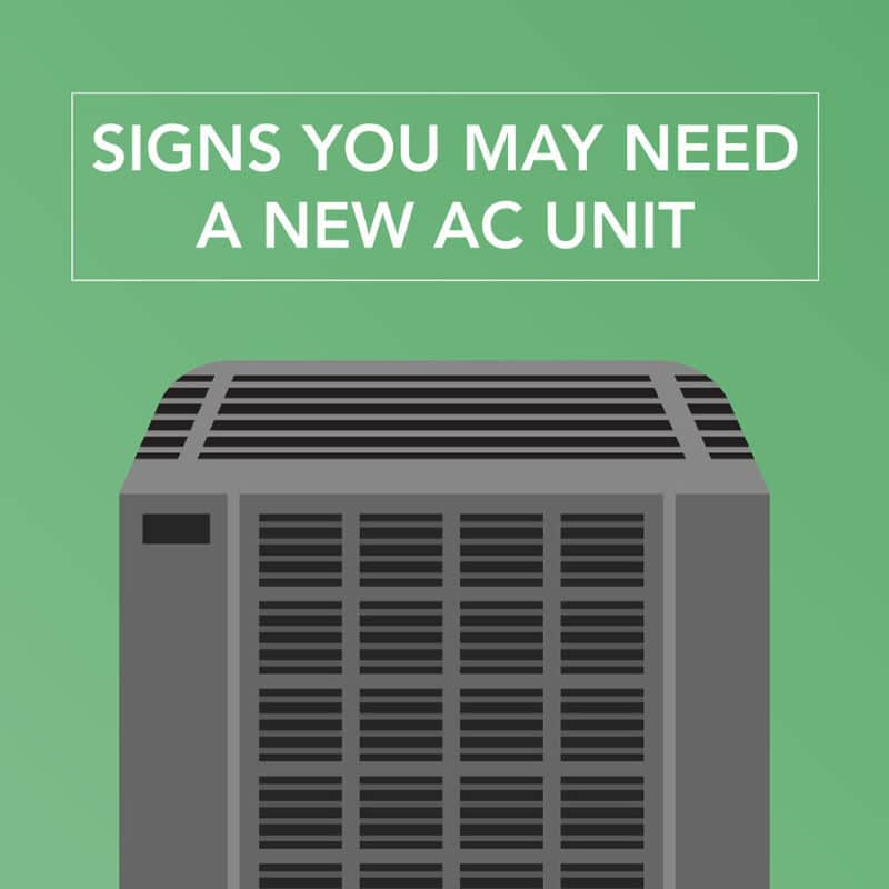 New AC Signs